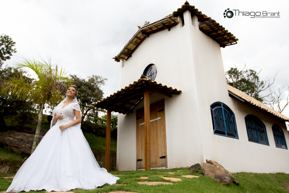 Foto de Lívia e Marcelo