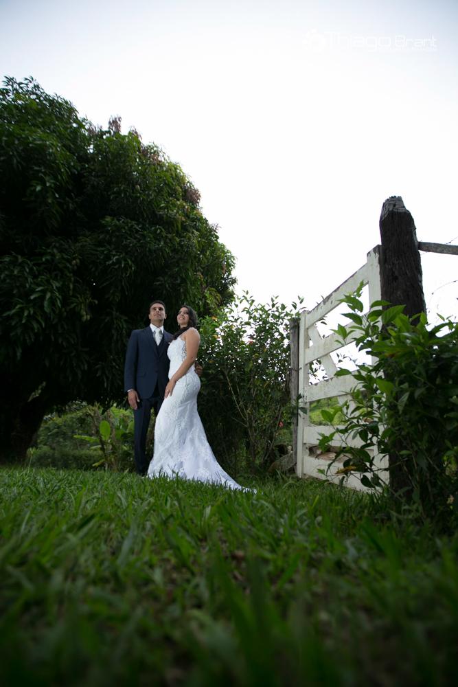 Foto de Alice e Hugo