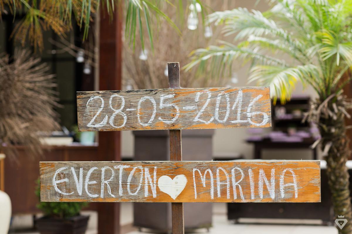 Foto de Marina & Everton