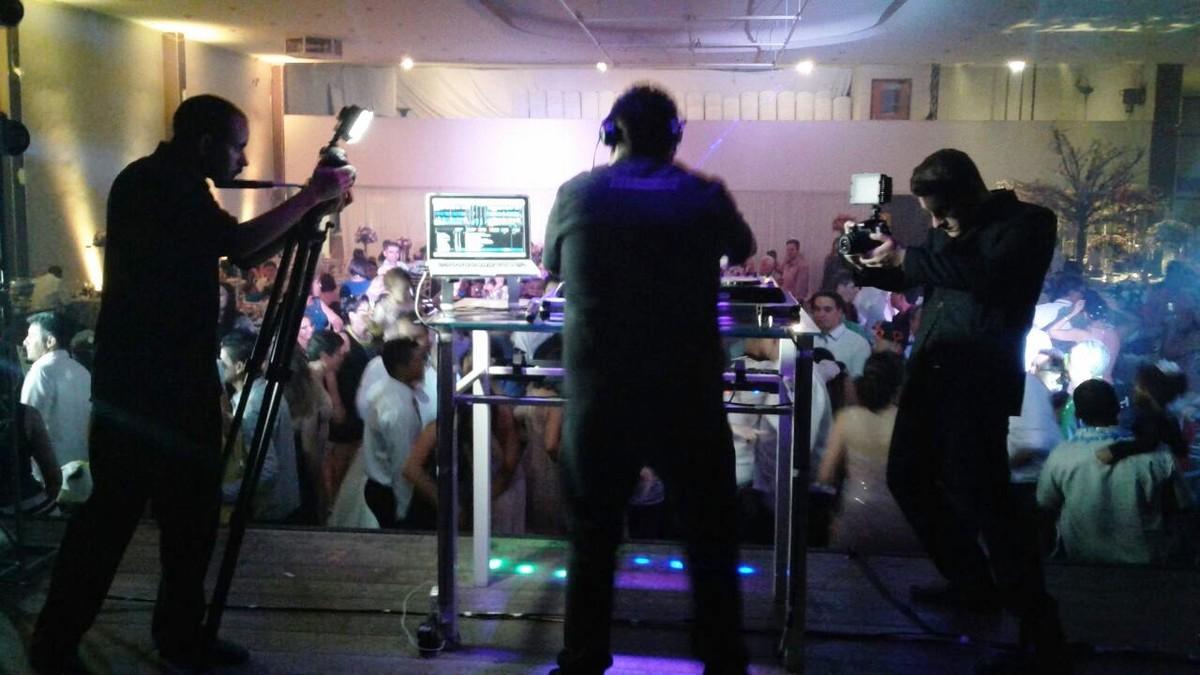 DJ em Ação!