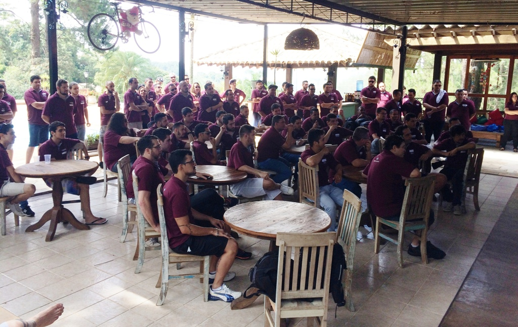 Foto de Confraternização Empresa PENSO