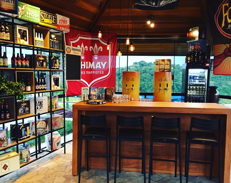 Foto de Inauguração - La Maison de la Bière