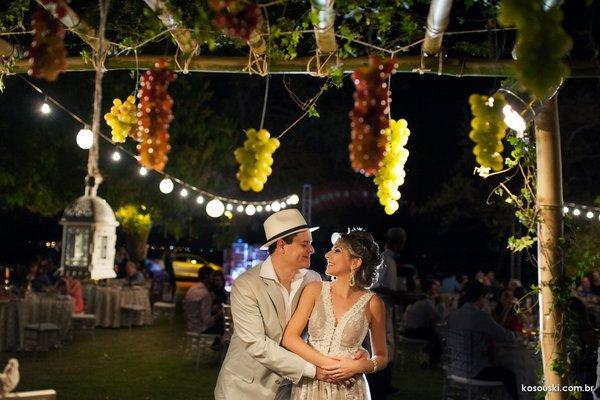 Casamentos de Brine e Cleber