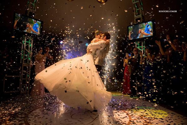 Casamentos de Emille e Maikon
