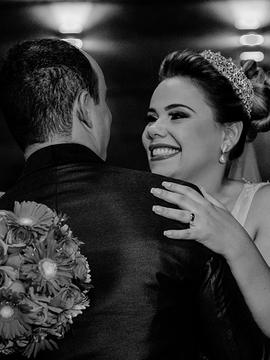 Casamentos de Carol & Paulo - em ´Patrocinio MG