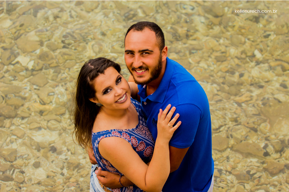 Foto de Mariana e Eloi
