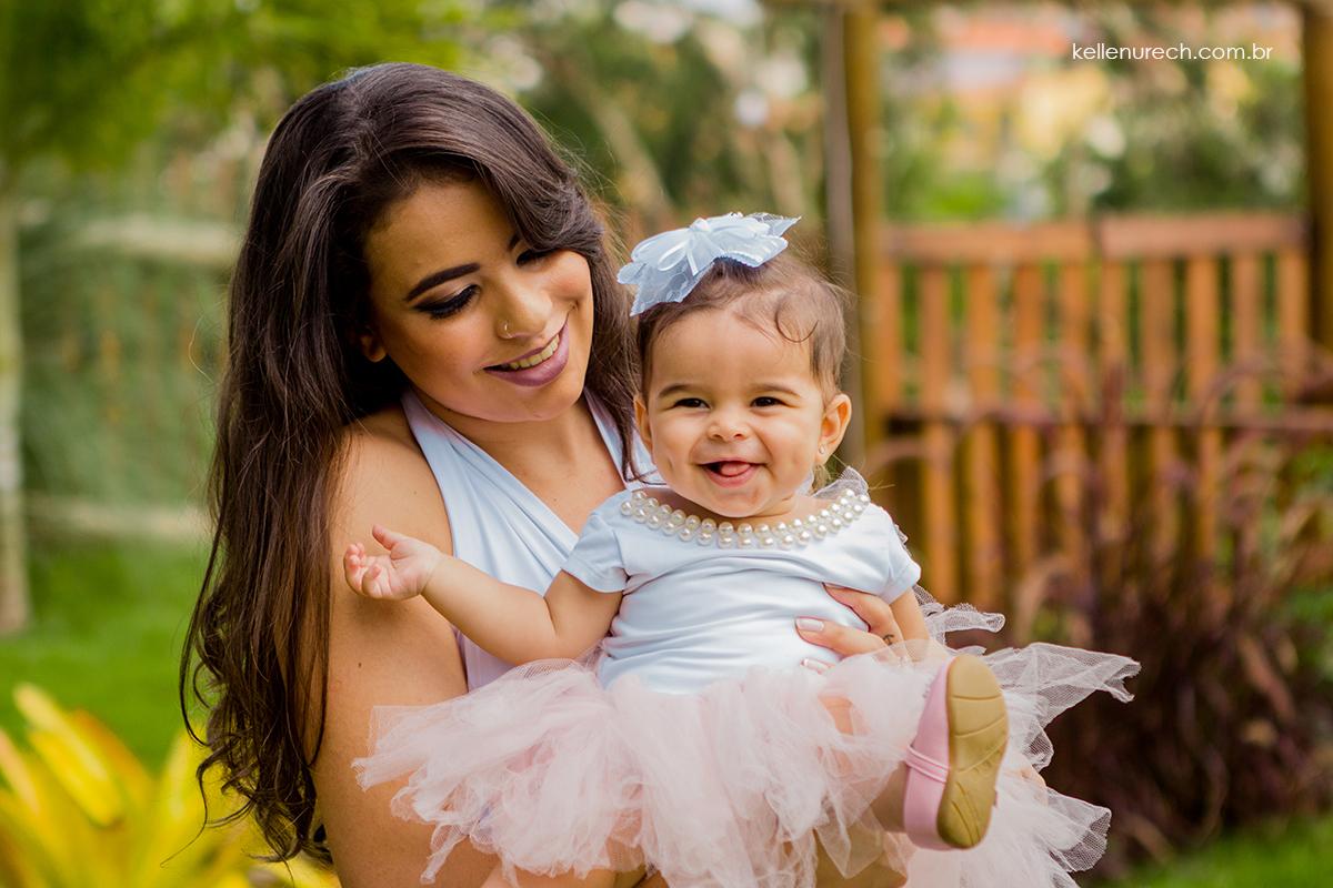 Foto de Ana Clara e sua linda família