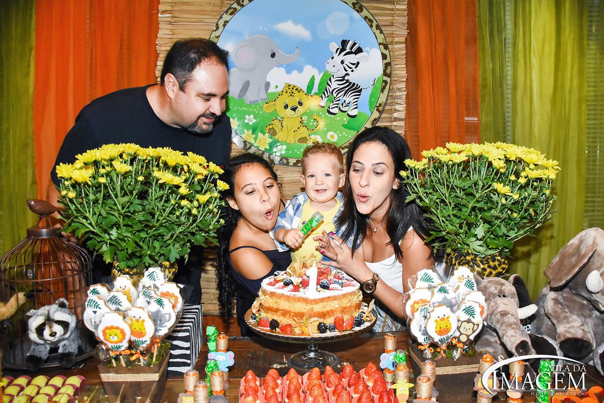 Foto de Cobertura fotográfica 1º Aninho do Thiago