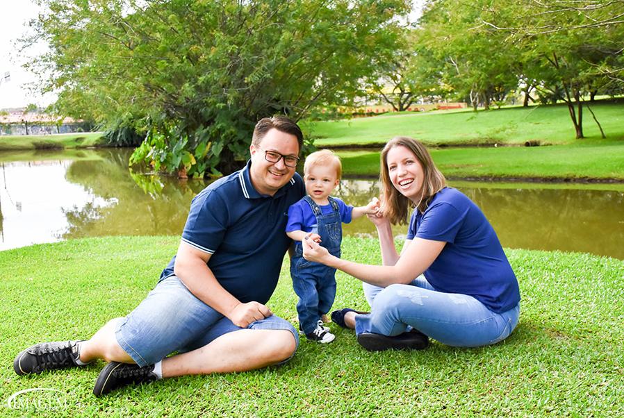 Foto de Ensaio Família Jardim Botânico