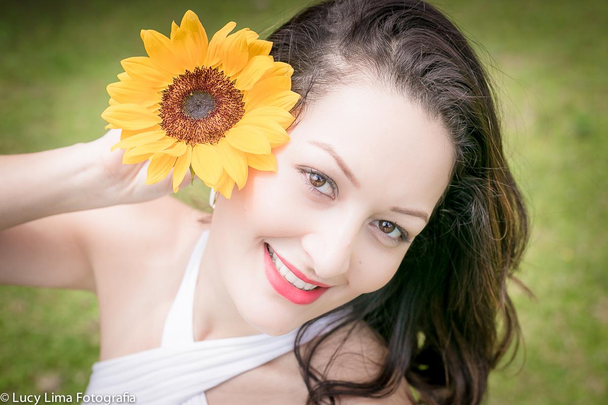 Imagem capa - THAIS FERREIRA { Flowers } por LUCY LIMA