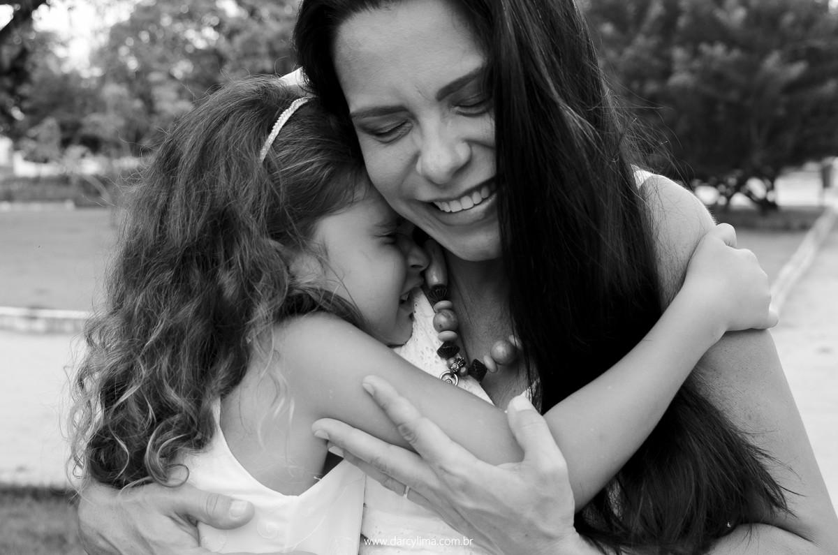 retrato da mãe com a filha mais nova