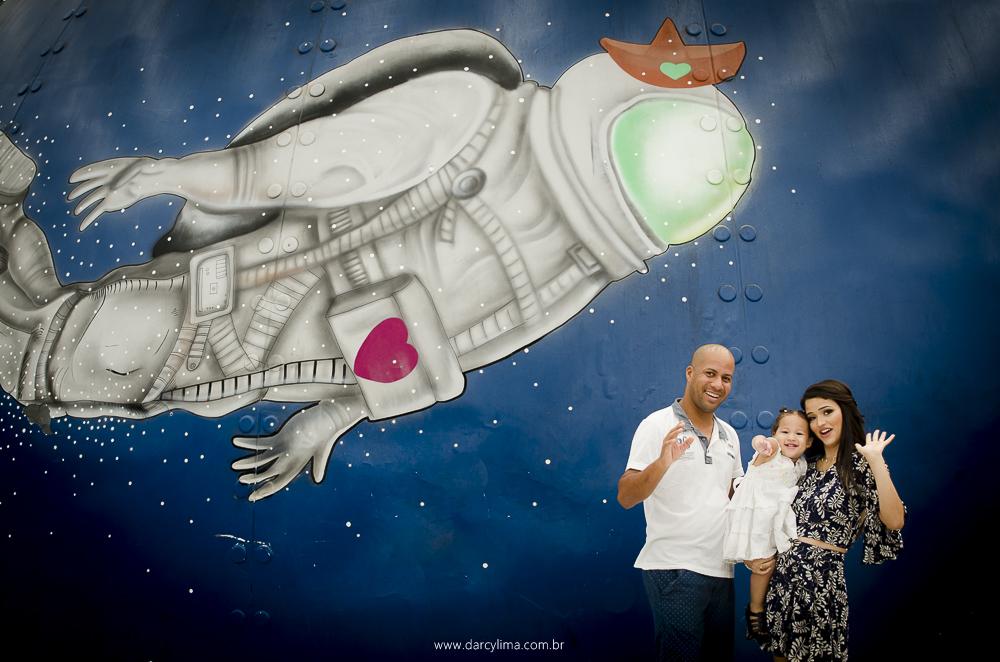 retrato da familia salgeuiro no planetario do espaço cultural