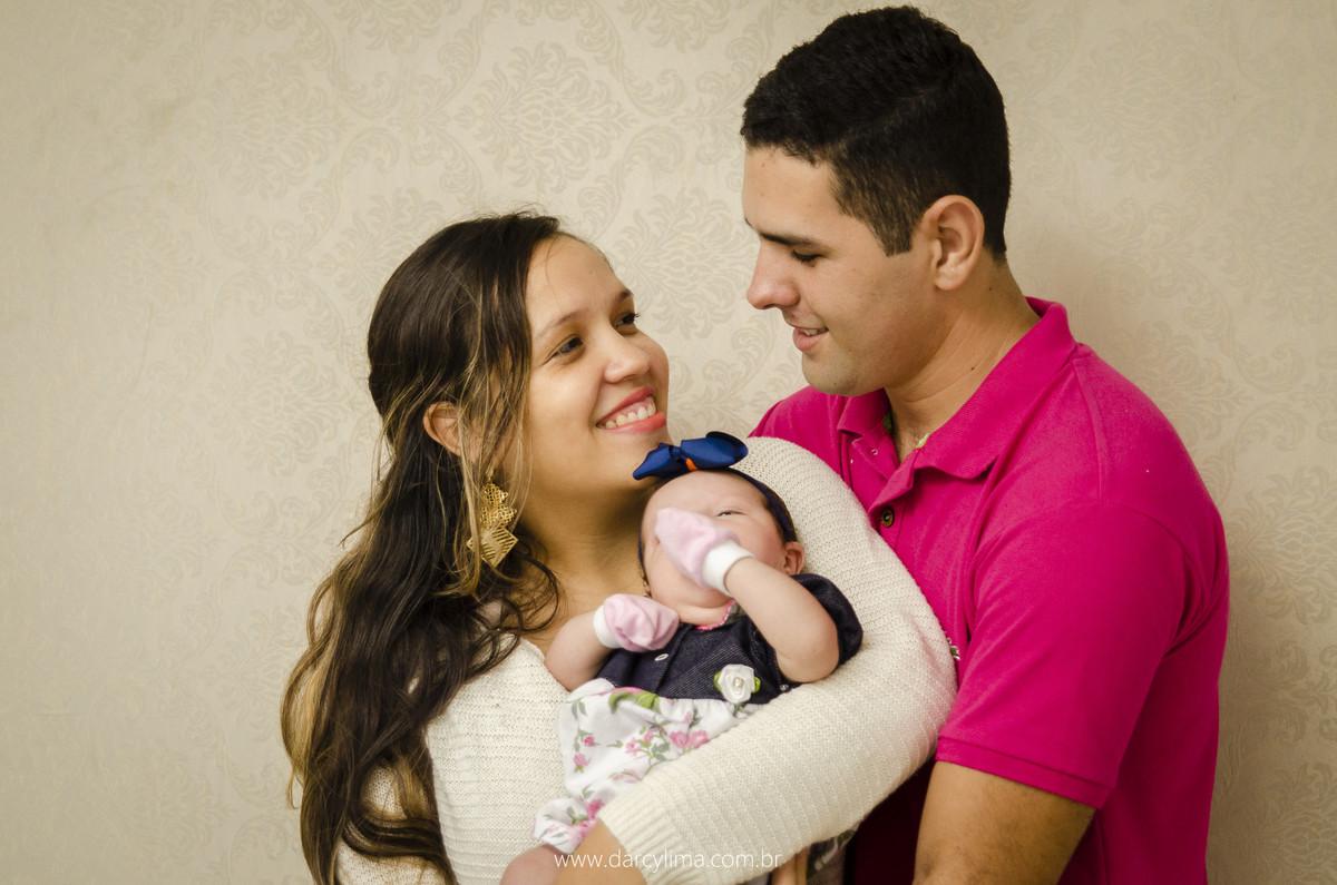 fotografia da familia