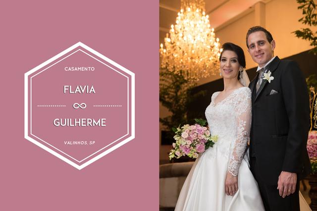Casamentos de Casamento no Via Appia Eventos | Flavia & Guilherme | Valinhos - SP