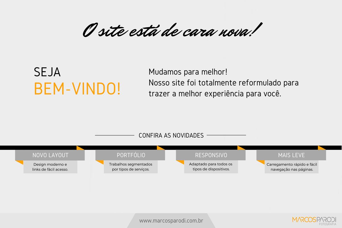 Imagem capa - Bem-vindo ao novo site Marcos Parodi Fotografia! por Marcos Parodi Fotografia
