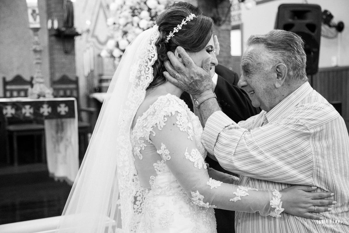 foto comprimentando o avó