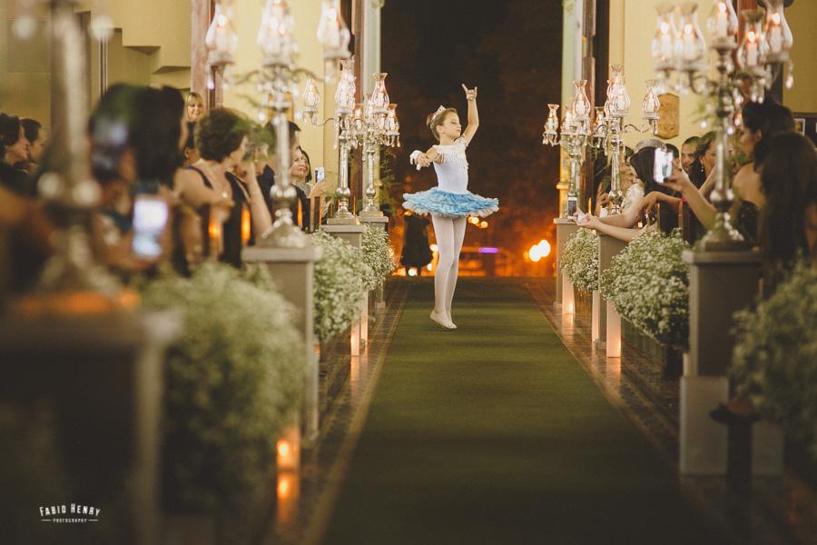 daminha bailarina