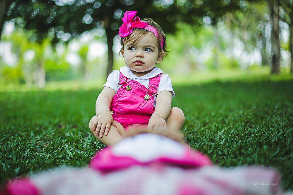 Foto de Sophia no parque