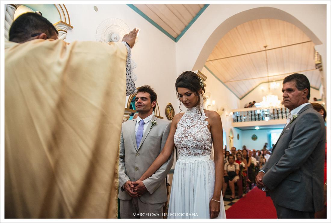 Casamento na praia dos Anjos - Arraial do Cabo