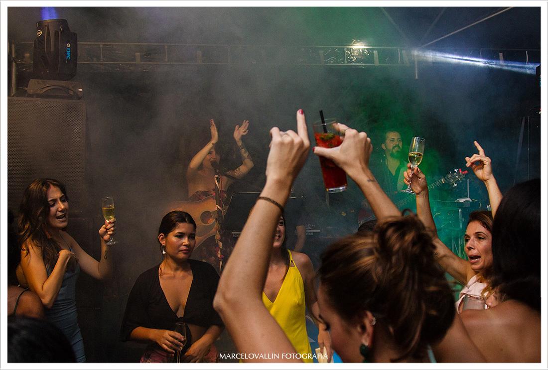 Pista de dança Pousada tanto Mar Arraial do Cabo