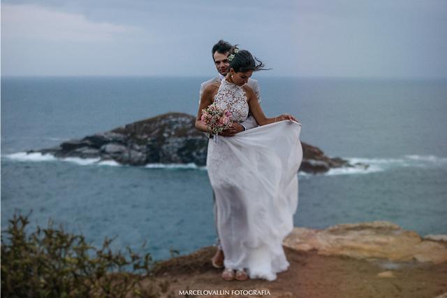 Casamentos de Casamento na praia | Arraial do Cabo | Thabata & Fernando