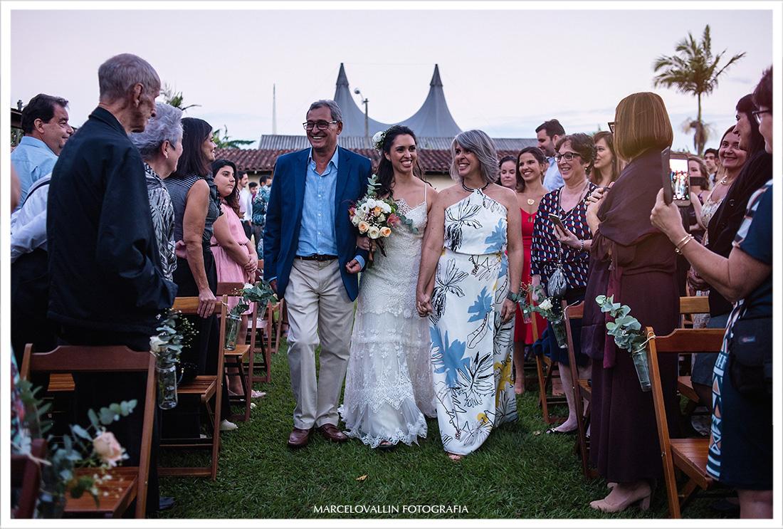 Casamento rj - entrada da Noiva