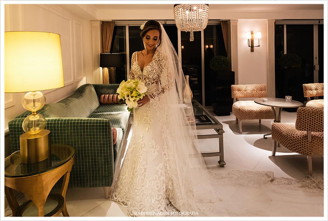Fotografia de casamento Hotel Sheraton