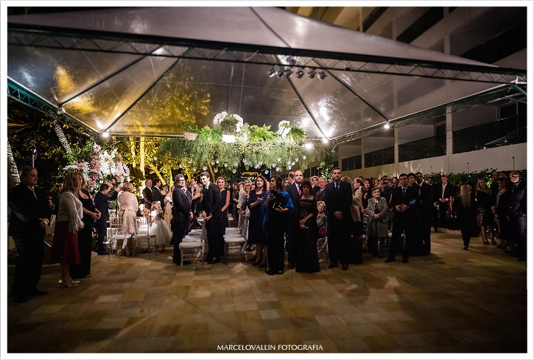 Cerimonia de casamento Hotel Sheraton rj