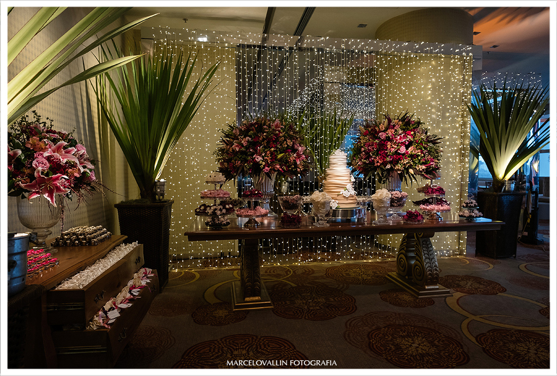 Casamentos Hotel Sheraton RJ
