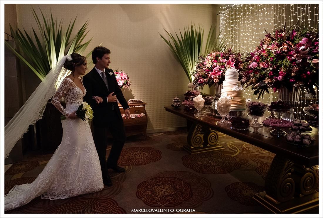 Casamentos Hotel Sheraton São Conrado - são de festas