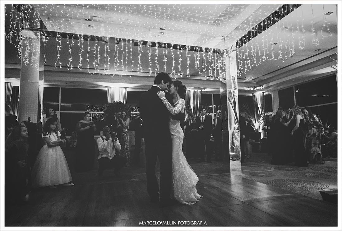 Primeira dança dos noivos hotel Sheraton São Conrado RJ