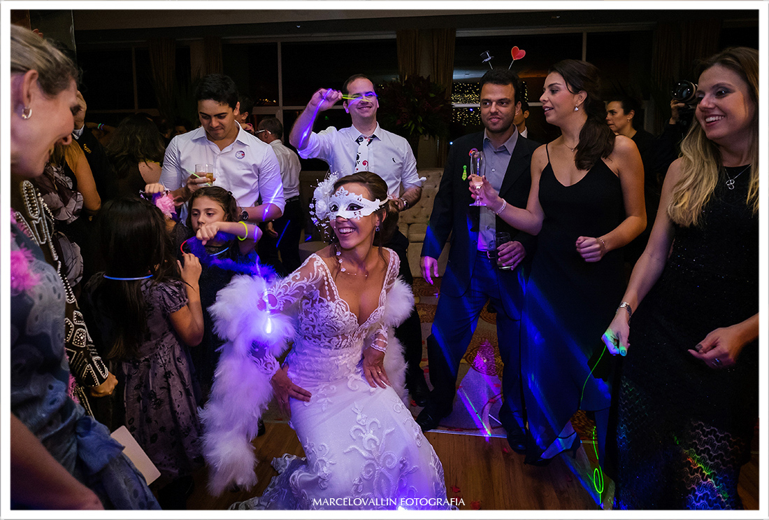 Fotografia de festa de Casamentos Hotel Sheraton São Conrado