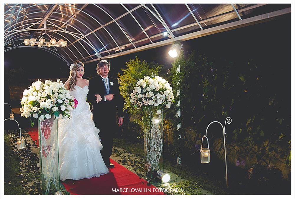 Foto de Casamento RJ - Entrada da Noiva