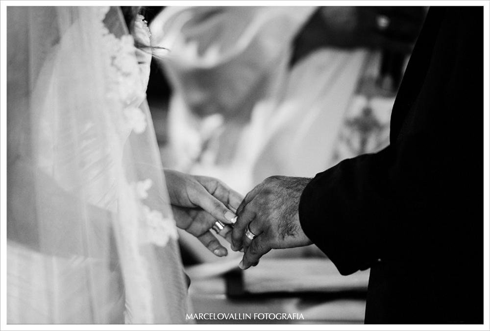 Foto de Casamento RJ - troca de alianças