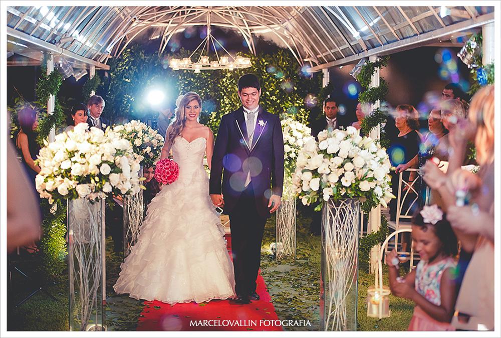 Foto de Casamento RJ - Saida dos noivos