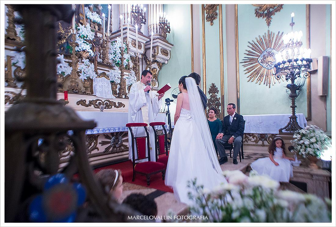 Foto de cerimonia de casamento Igreja São José