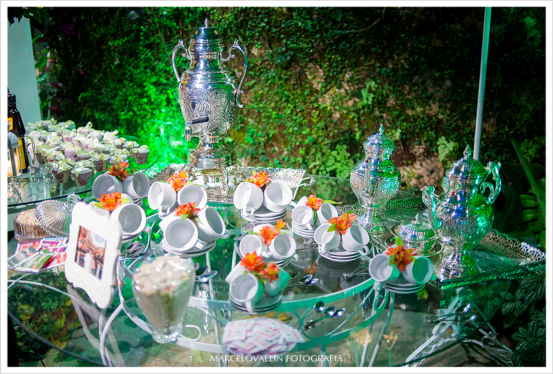 fotos de decoração - Quinta do Chapecó