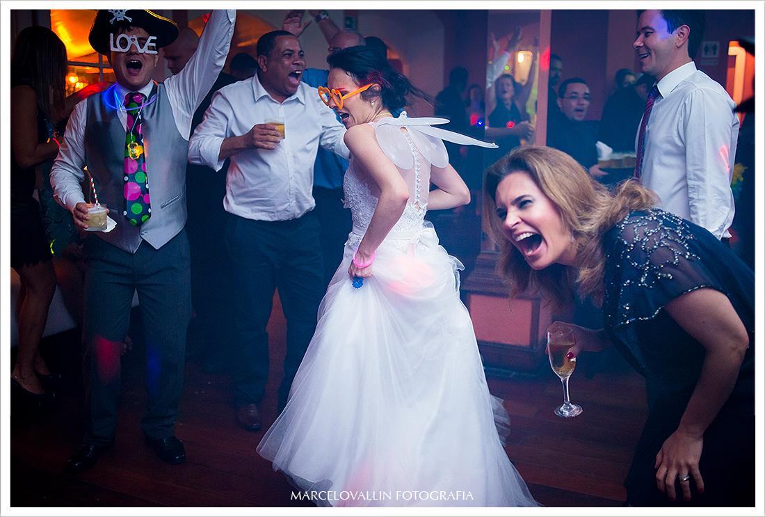 Noivos na Pista de Dança - Quinta do Chapecó