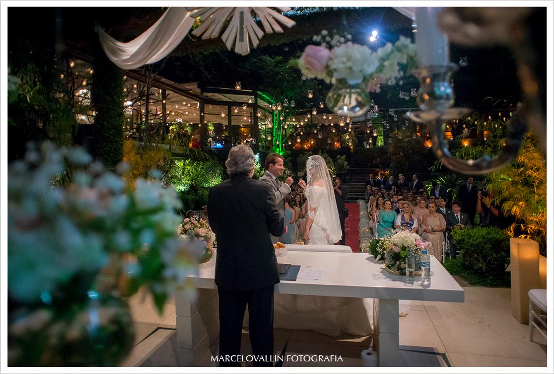 Foto de cerimonia de Casamento - Casa das Canoas