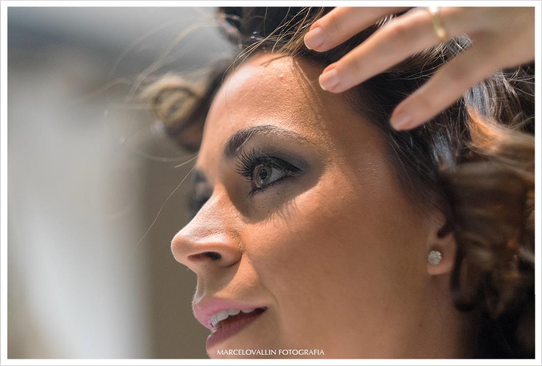 Mini wedding Rio de Janeiro - making of noiva