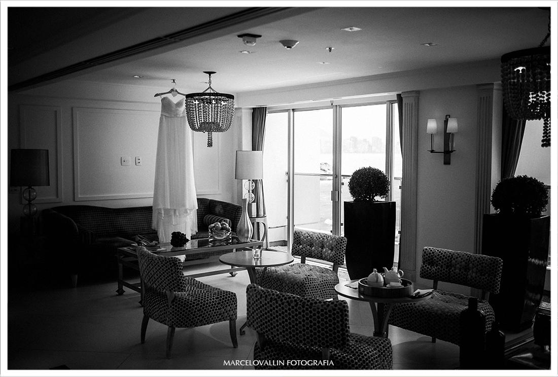 Vestido de Noiva - Mini weddng hotel Sheraton