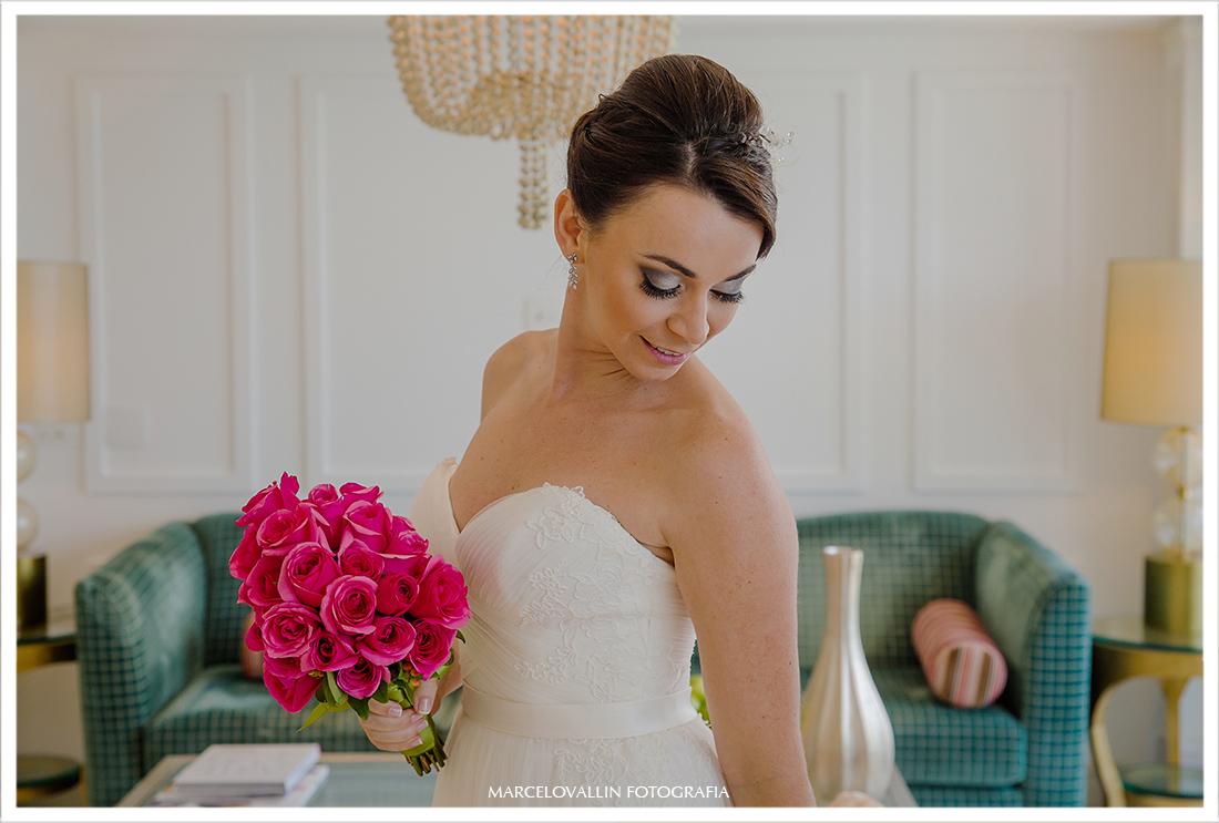 Sessão de fotos - Mini wedding no hotel Sheraton