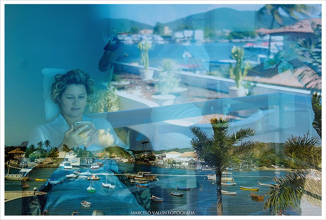 Making of noiva de frente pra praia - Cabo Frio