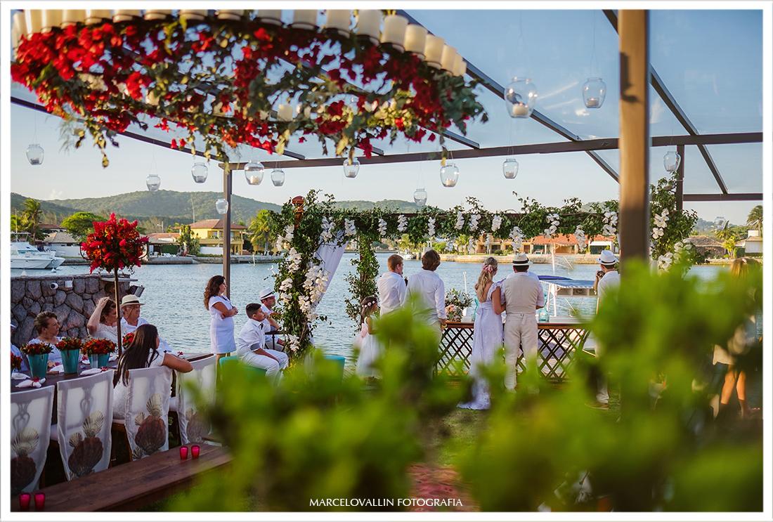Foto de decoração de Home wedding