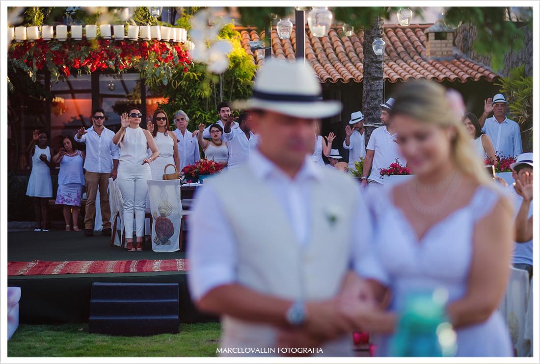 Fotografia de Home wedding Búzios
