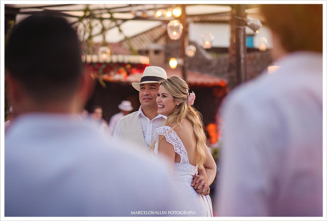 Noivos - home wedding