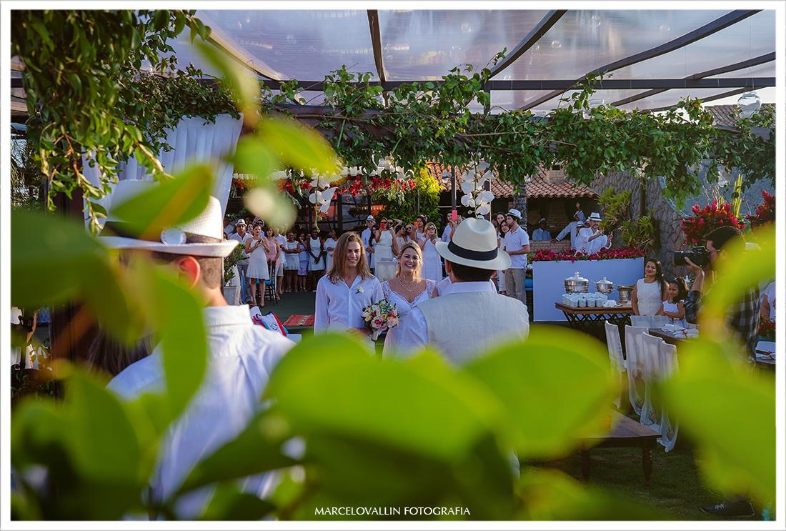 Home wedding - cerimonia de casamento - Cabo Frio