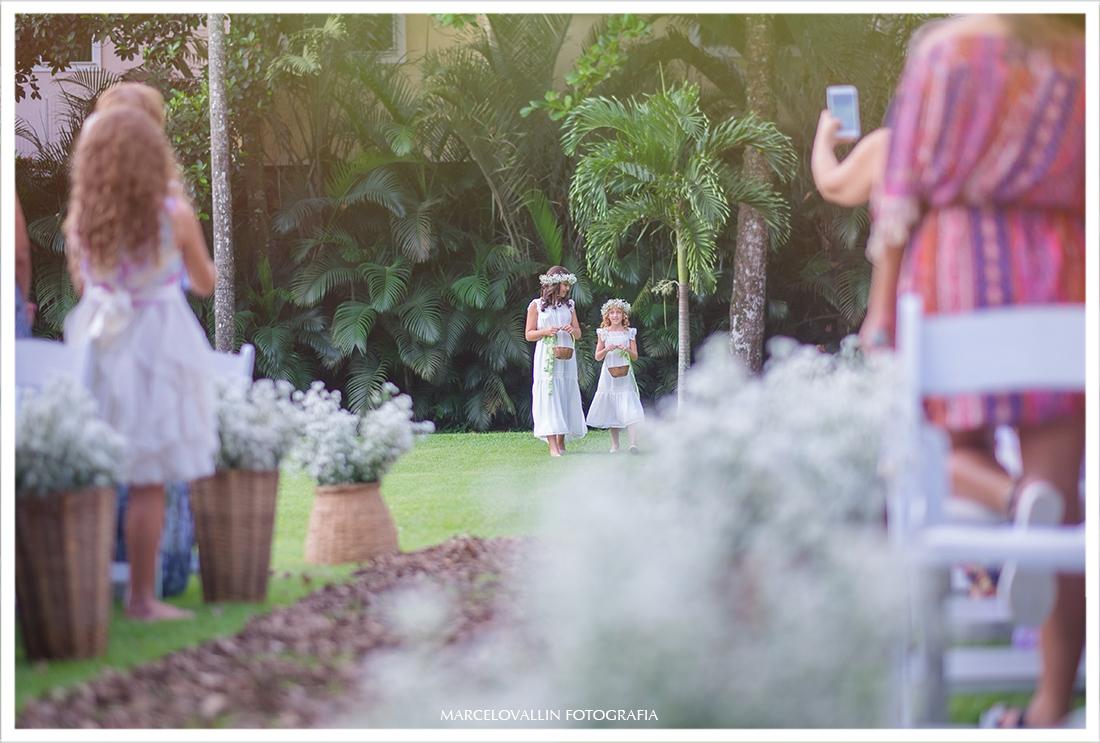 Fotos de Casamento Sitio Veredas - Daminhas