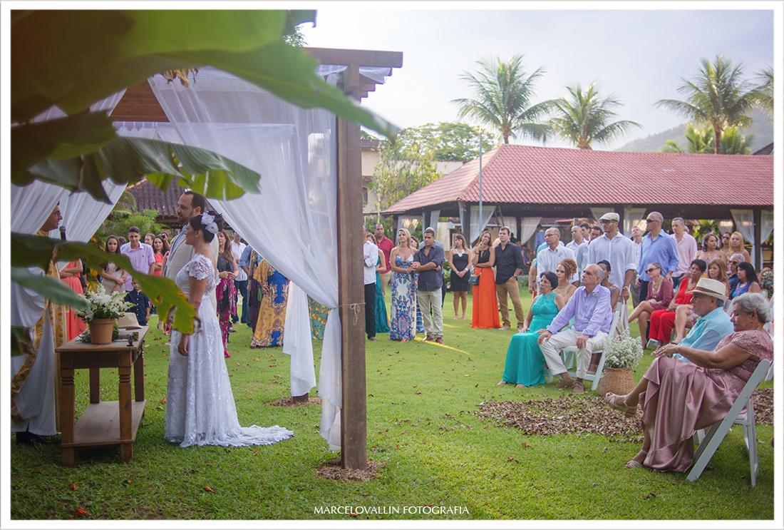 Foto de cerimonia de Casamento Sitio Veredas