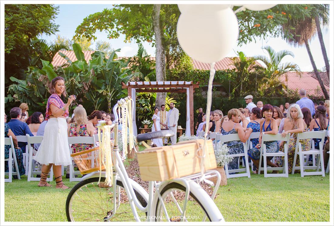 Foto de casamento Sítio Veredas